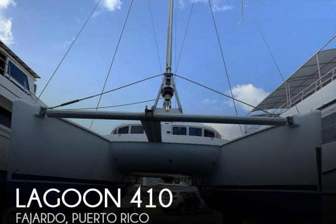 2001 Lagoon 410 - For Sale at Fajardo, PR 738 - ID 189353
