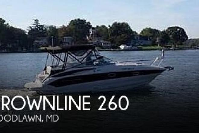 2012 Crownline 260 - For Sale at Pikesville, MD 21208 - ID 192232