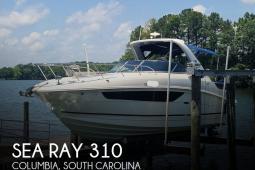 2017 Sea Ray 310 Sundancer