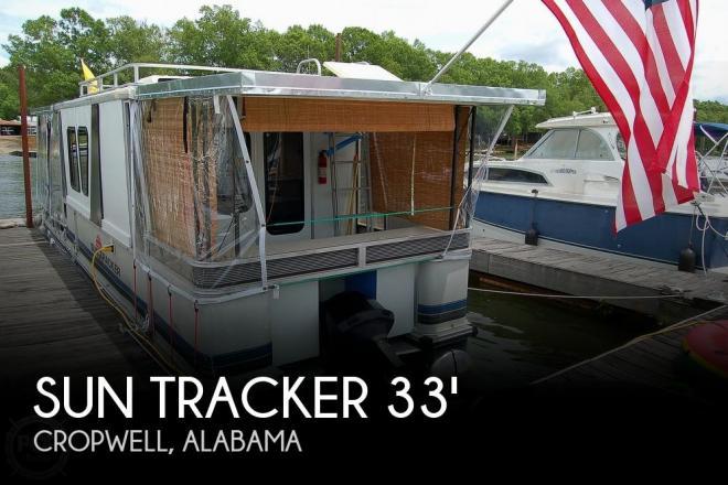 1991 Sun Tracker Party Cruiser - For Sale at Cropwell, AL 35054 - ID 191713