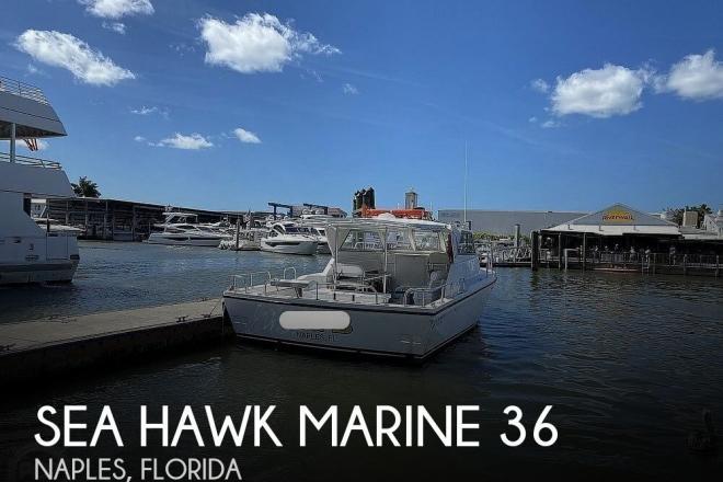 2014 Sea Hawk 36 - For Sale at Naples, FL 34102 - ID 189635