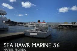 2014 Sea Hawk 36