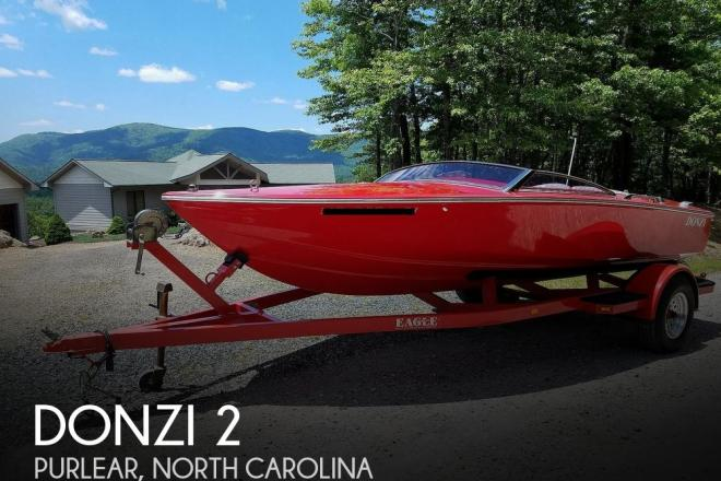 1988 Donzi 2+3 Testarossa Edition - For Sale at Purlear, NC 28665 - ID 143548
