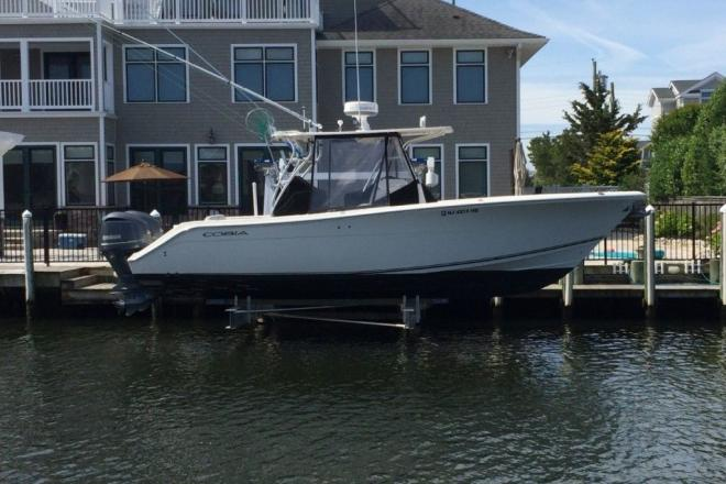 2013 Cobia 296CC - For Sale at Beach Haven, NJ 8008 - ID 192380