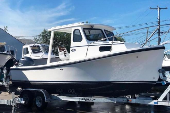 2020 Eastern Sisu 22 - For Sale at North Hampton, NH 3862 - ID 181525