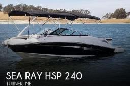 2016 Sea Ray 220 Sundeck
