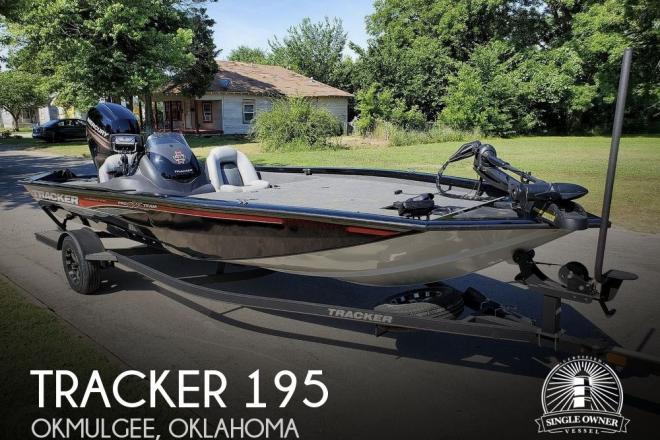 2018 Tracker PRO TEAM 195 TXW 40th Anniversary Edition - For Sale at Okmulgee, OK 74447 - ID 185070