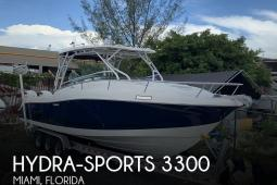 2005 Hydra Sports 3300 Vector EXP
