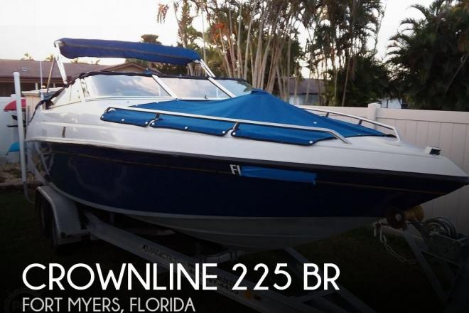 1992 Crownline 225 BR - For Sale at Fort Myers, FL 33919 - ID 183948