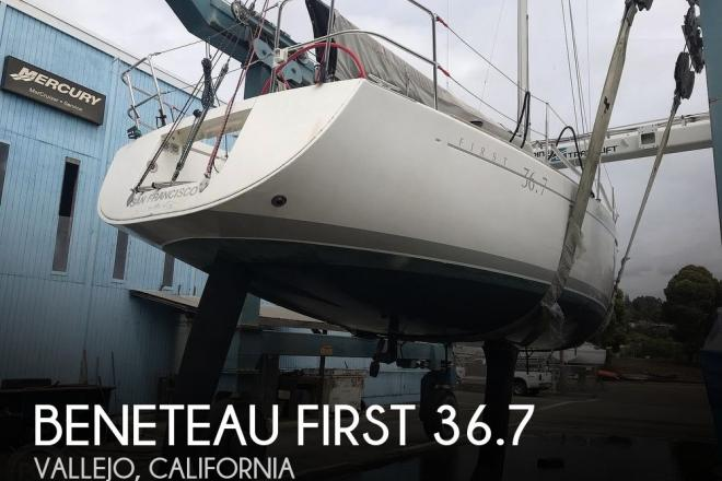 2003 Beneteau First 36.7 - For Sale at Vallejo, CA 94590 - ID 179535