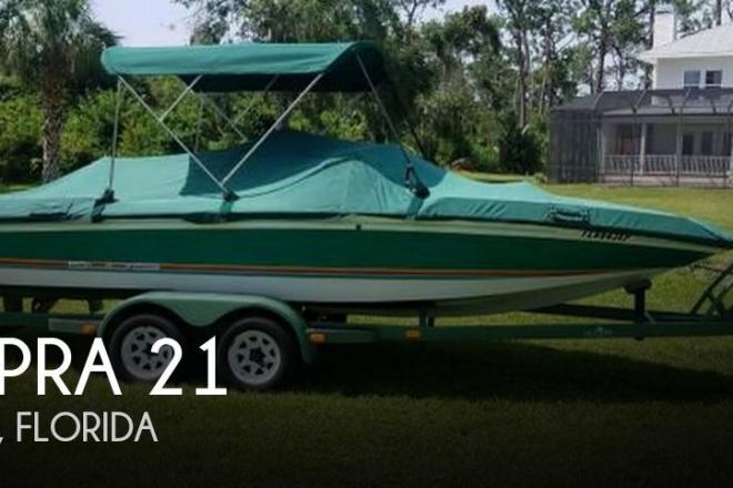 1988 Supra Supra Mariah Classic 21 - For Sale at Alva, FL 33920 - ID 149443