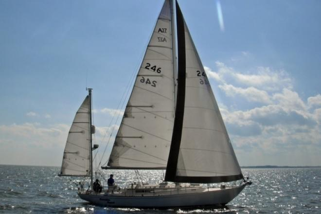 1986 Alberg A37 Yawl - For Sale at Kemah, TX 77565 - ID 192551