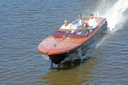 1973 Custom Built Valga Craft Classic Hydrofoil Speedboat