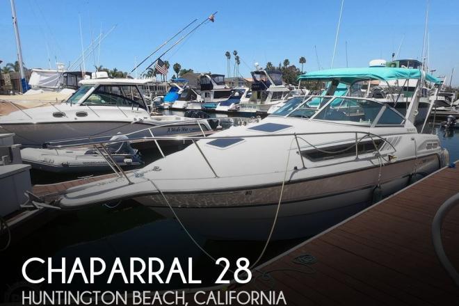 1992 Chaparral Signature 28 - For Sale at Huntington Beach, CA 92649 - ID 187991