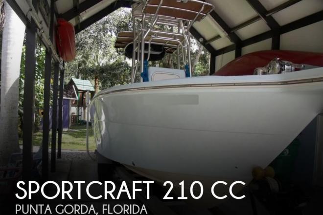1999 Sportcraft 210 CC - For Sale at Punta Gorda, FL 33980 - ID 145840