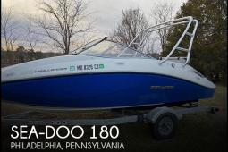 2011 Sea Doo challenger 180