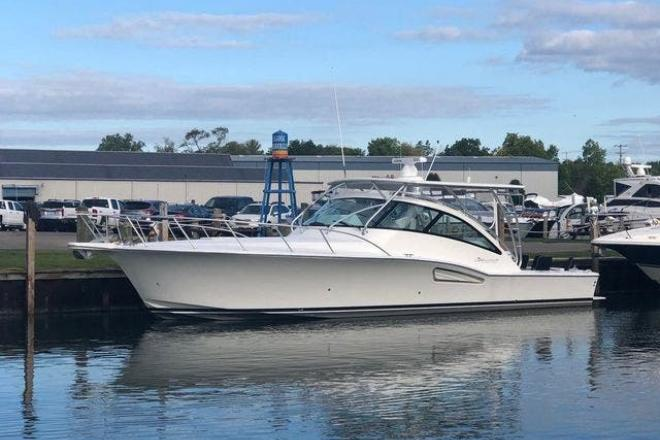 2018 Albemarle 41-EXPRESS - For Sale at Lakeside Marblehead, OH 43440 - ID 185128