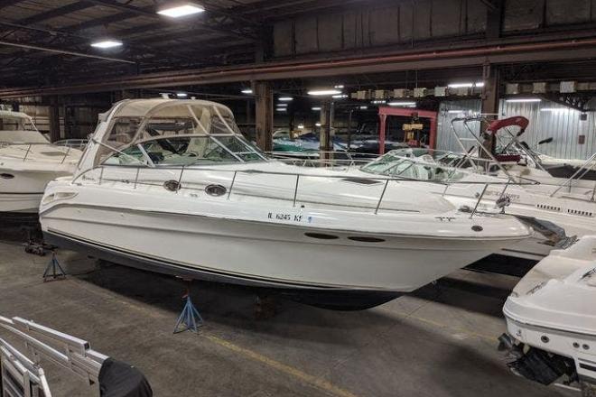 2000 Sea Ray 340DA - For Sale at Walworth, WI 53184 - ID 188163