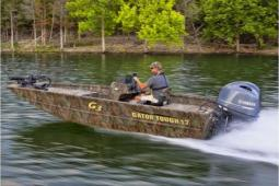 2020 G3 Boats Gator Tough 17 SC 70hp