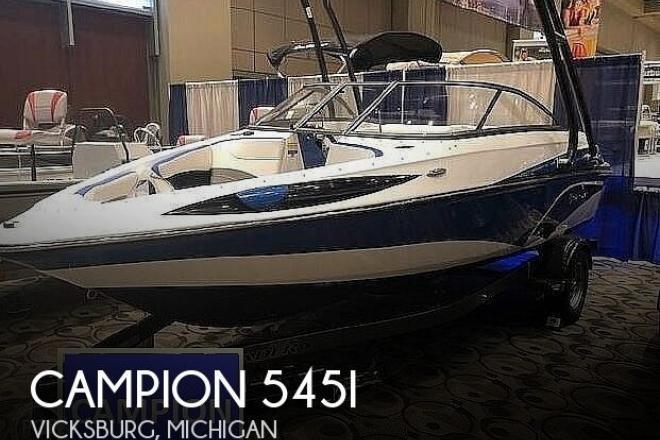 2018 Campion Allante 545i - For Sale at Vicksburg, MI 49097 - ID 184612