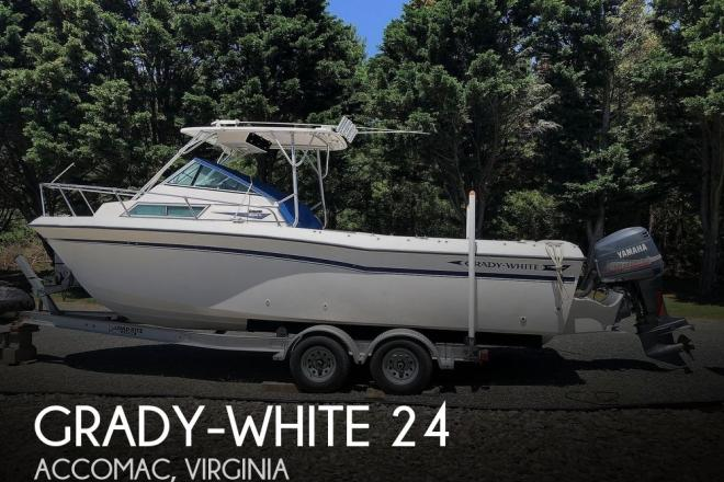 1989 Grady White OFFSHORE 24 - For Sale at Accomac, VA 23301 - ID 192312