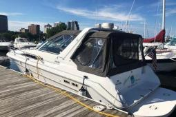 1990 Sea Ray 330 SUNDANCER