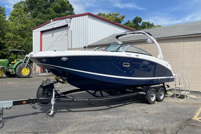 2020 Four Winns HD270 IO - For Sale at Osage Beach, MO 65065 - ID 185972