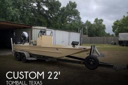 2019 Custom Built Custom Aluminum Flats Boat