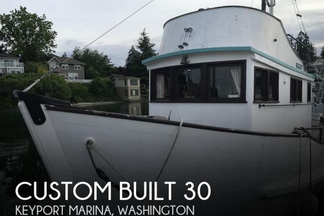 1948 Custom Built 30 - For Sale at Keyport, WA 98345 - ID 189644