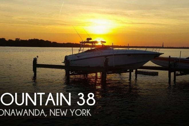 2005 Fountain 38 Sportfish Cruiser - For Sale at Tonawanda, NY 14150 - ID 127027