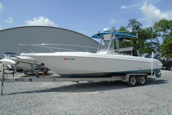 1999 Pro Line 3000 Sport Cuddy - For Sale at Marrero, LA 70072 - ID 193400