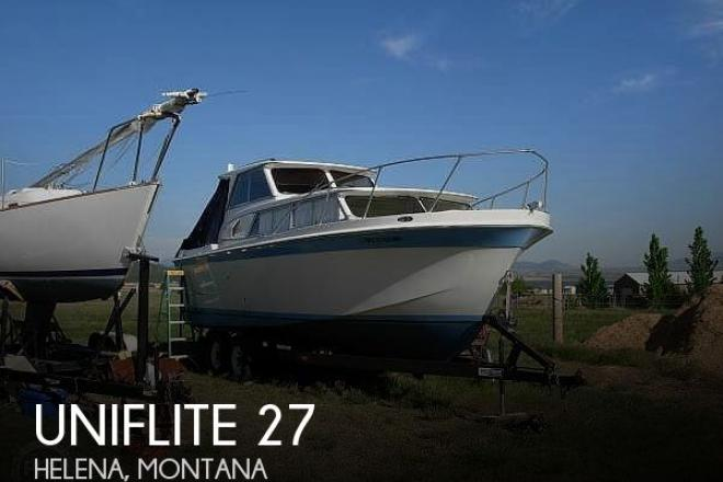 1970 Uniflite 27 - For Sale at Helena, MT 59601 - ID 193426