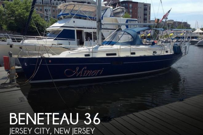 2000 Beneteau Oceanis 36 CC - For Sale at Jersey City, NJ 7302 - ID 126571