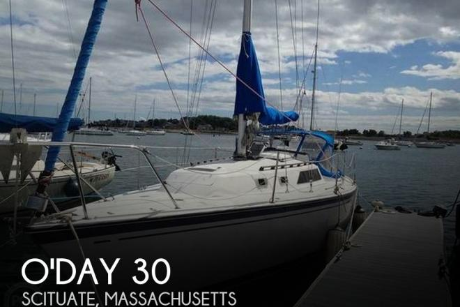 1984 O Day 30 Limited Edition - For Sale at Scituate, MA 2066 - ID 193495