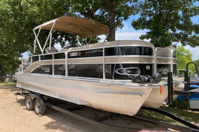 2016 G3 Boats ELITE 324RS