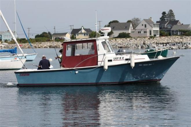 2007 Eastern Lobster Style - For Sale at Rye, NH 3870 - ID 193526