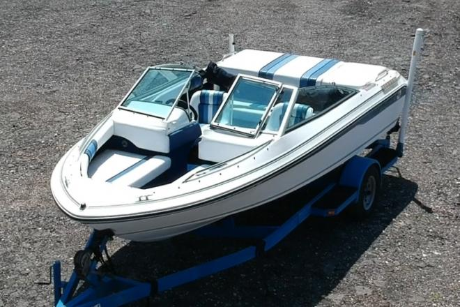 1989 Sea Ray 160 - For Sale at Bluffton, SC 29910 - ID 193607