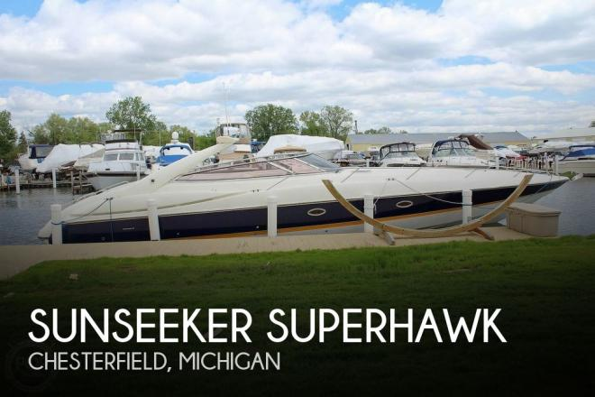 1998 Sunseeker Superhawk - For Sale at New Baltimore, MI 48047 - ID 184987