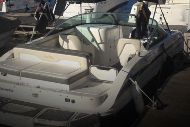 2012 Sea Ray 240 Sundeck - For Sale at Pittsburgh, PA 15238 - ID 102483