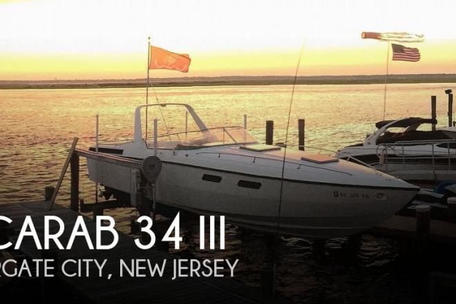1984 Scarab 34 III - For Sale at Margate City, NJ 8402 - ID 126113