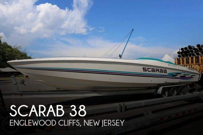 1998 Scarab 38 - For Sale at Englewood Cliffs, NJ 7632 - ID 193674