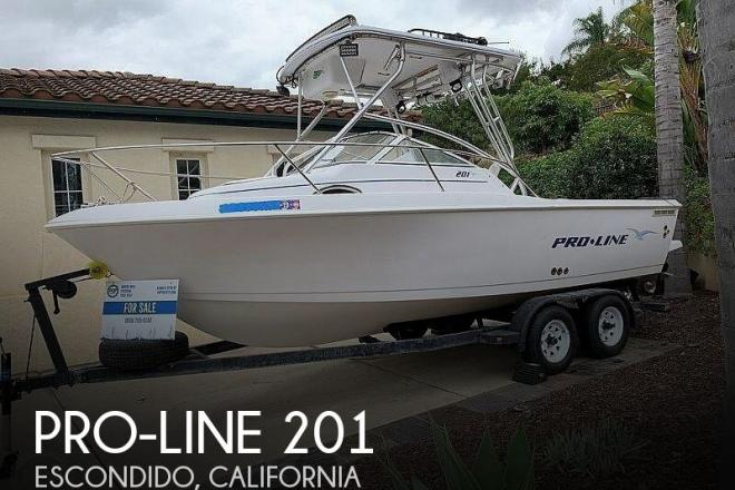 1999 Pro Line 201 Walkaround - For Sale at Escondido, CA 92025 - ID 191654