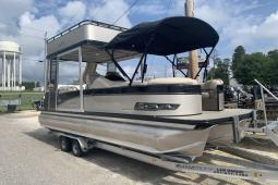 2020 Avalon Catalina Platinum Entertainer Funship 25'