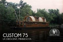 1983 Custom Built 75 House Boat