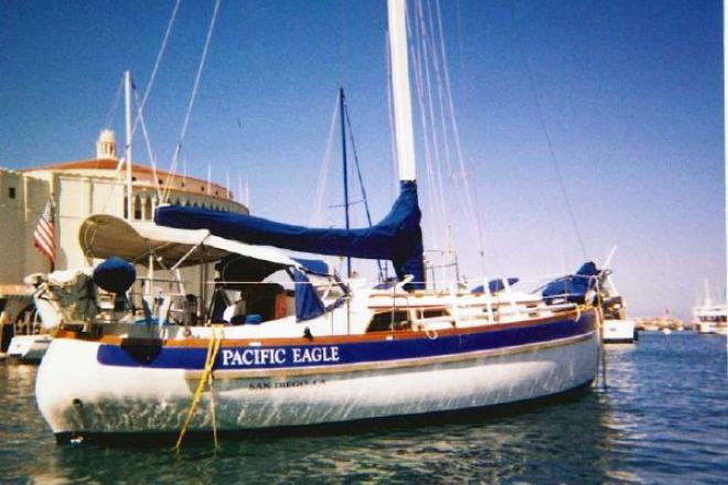 1979 Sea Eagle Sloop