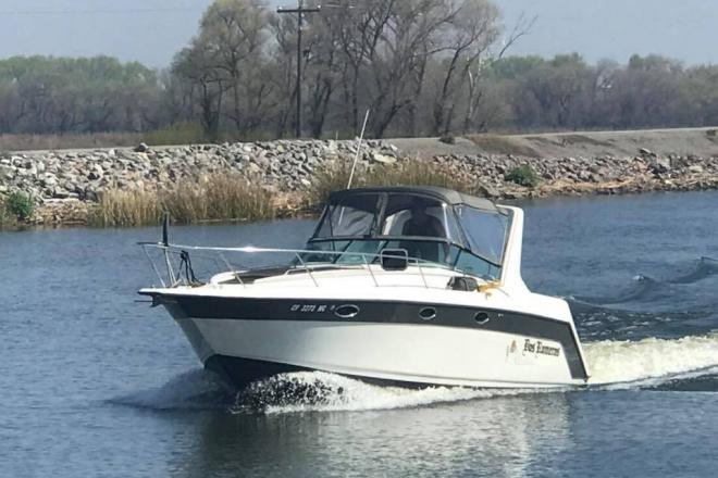 1989 Regal Commodore 320 Express Cruiser - For Sale at Isleton, CA 95641 - ID 193718