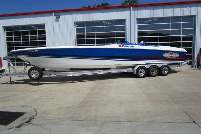 2008 Cigarette 38 Top Gun - For Sale at Osage Beach, MO 65065 - ID 193719