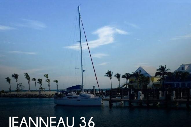 2008 Jeanneau Sun Odyssey 36i - For Sale at Sarasota, FL 34233 - ID 166079