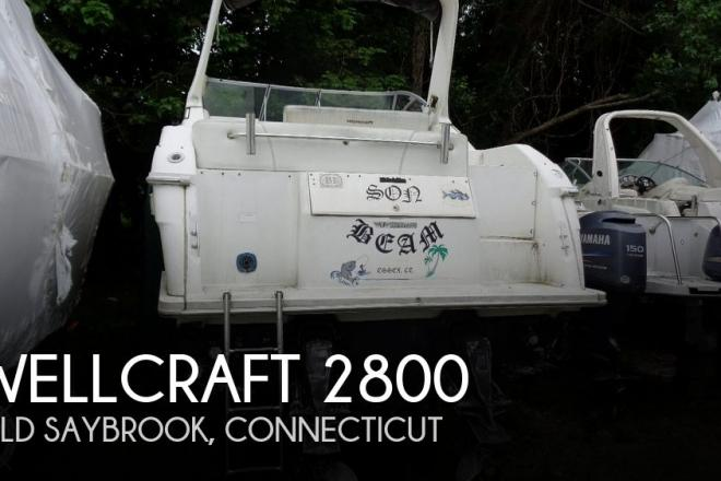 1999 Wellcraft 2800 Martinique - For Sale at Old Saybrook, CT 6475 - ID 143115