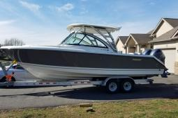 2015 Pursuit 265 dc